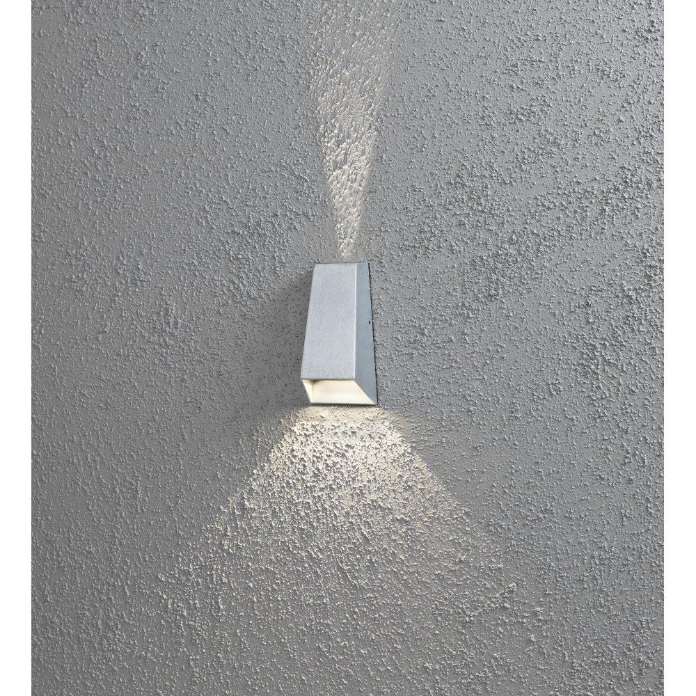 external led wall lights photo - 2