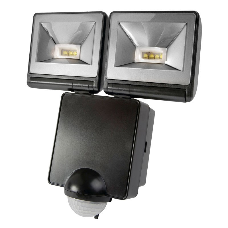 external wall lights with pir photo - 4