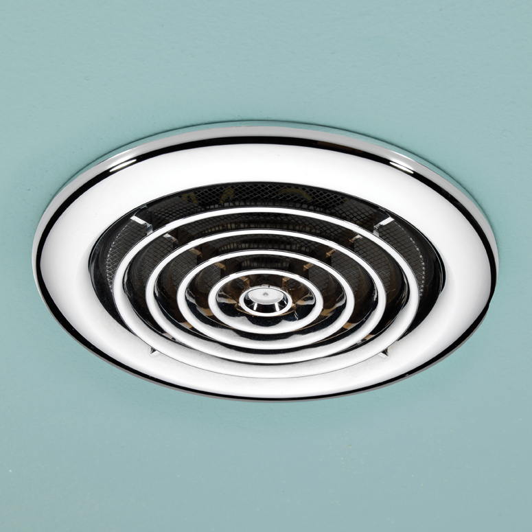 extractor fan bathroom ceiling mounted photo - 2