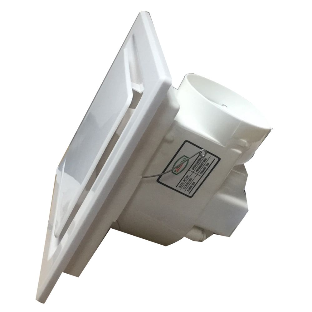 How To Fix An Extractor Fan In Bathroom: Fix Bathroom Ceiling Extractor Fan