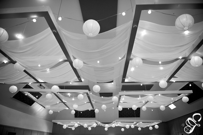 fabric ceiling lights photo - 3