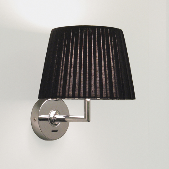 fabric wall light shades photo - 6