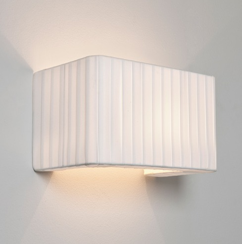 fabric wall light shades photo - 7