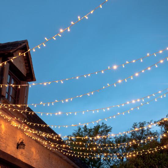 fairy lights outdoor photo - 5