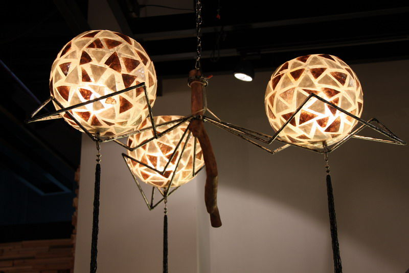 fancy ceiling lights photo - 1