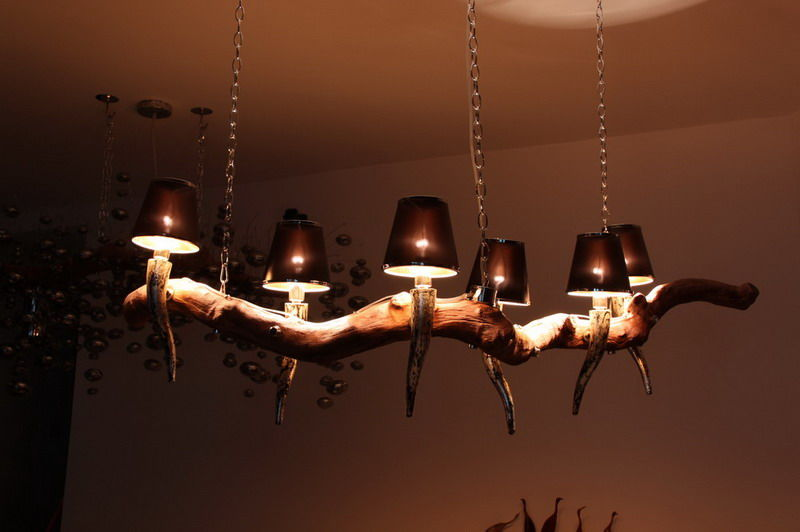 fancy ceiling lights photo - 8