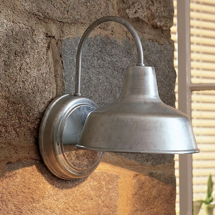 farmhouse outdoor light photo - 1