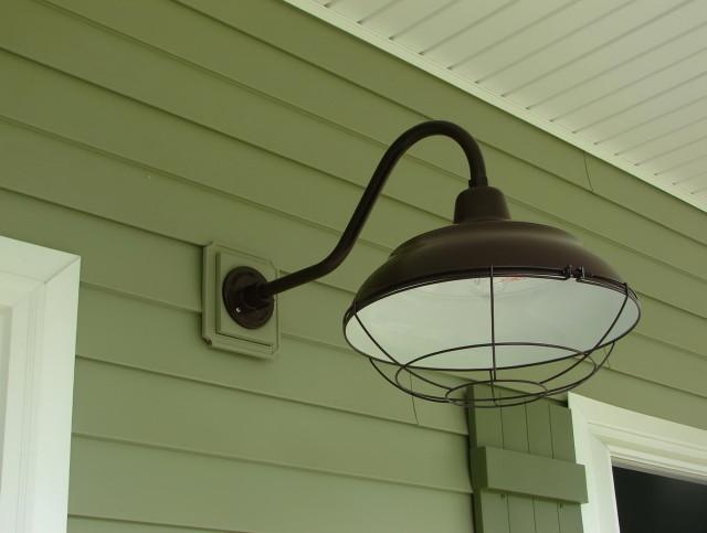 farmhouse outdoor light photo - 7