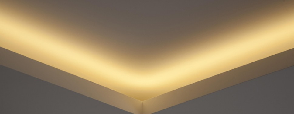 feature ceiling lights photo - 2