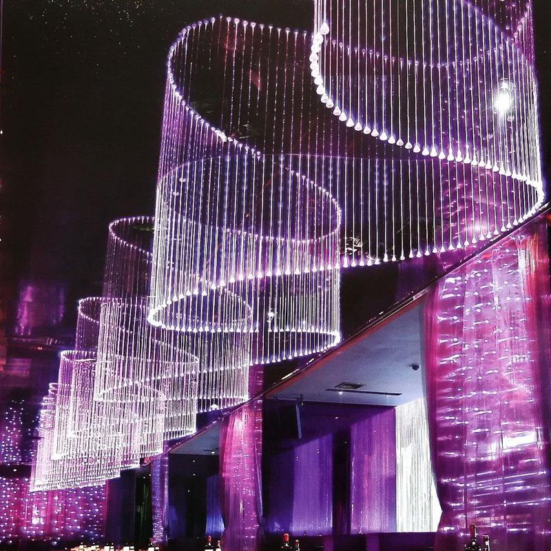 fiber optic lamps photo - 6