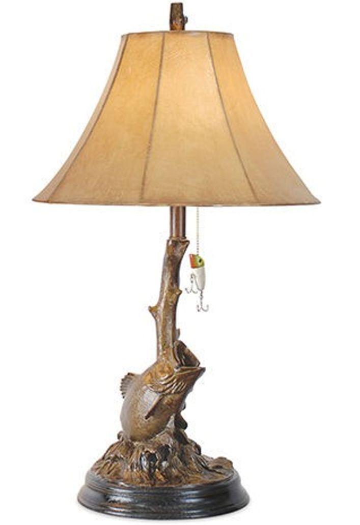 fish lamps photo - 10