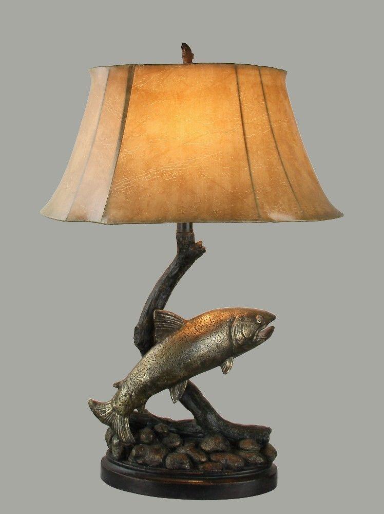 fish lamps photo - 3