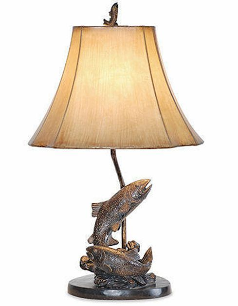 fish lamps photo - 9