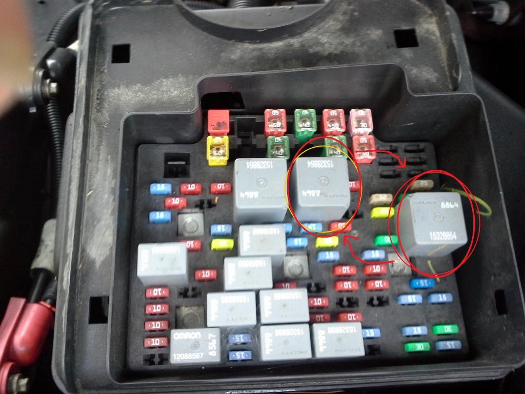 2008 Gmc Sierra 2500 Duramax Fuse Box Diagram 2004 Gmc