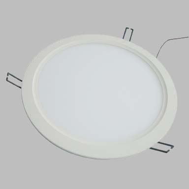 flat ceiling lights photo - 9