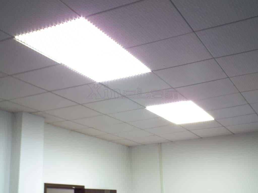 flat panel led ceiling light photo - 3