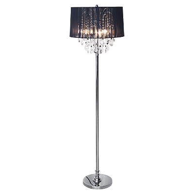 floor lamp chandelier photo - 1