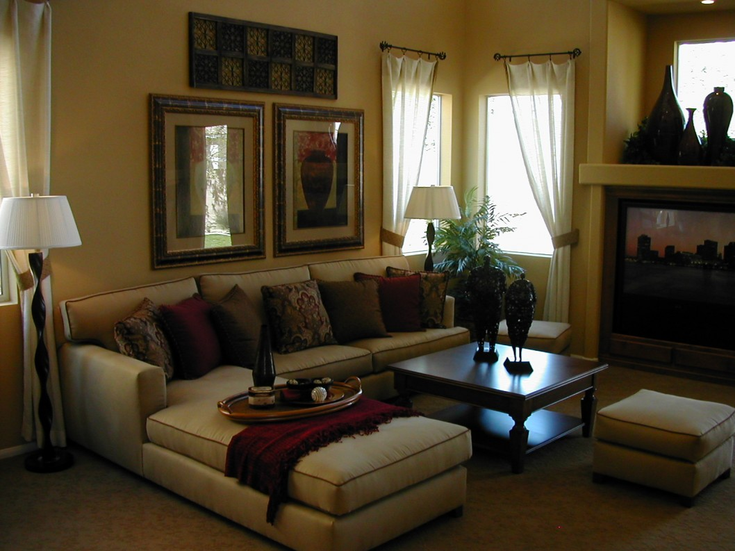 floor lamp living room photo - 5