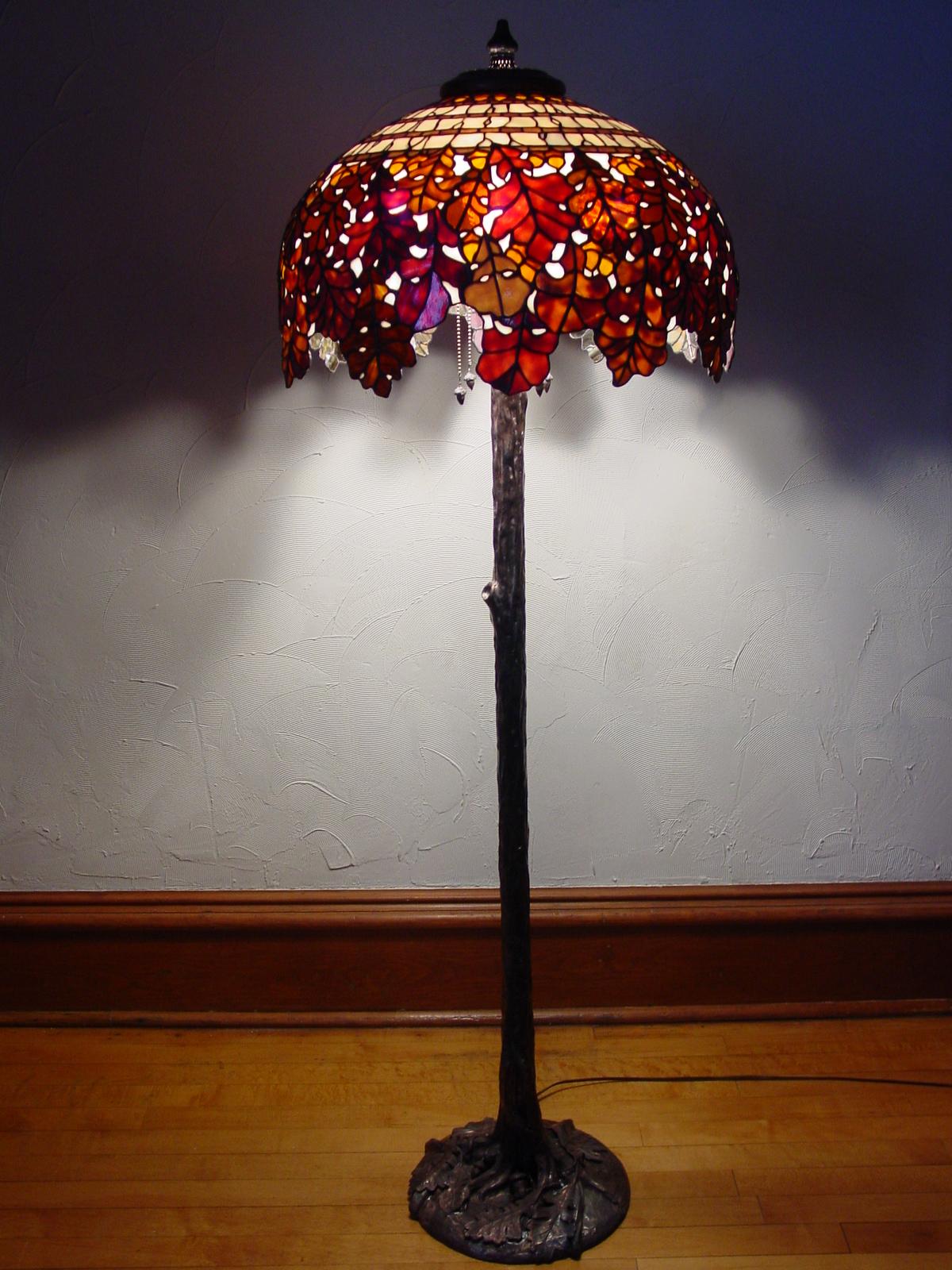 floor lamp modern photo - 2