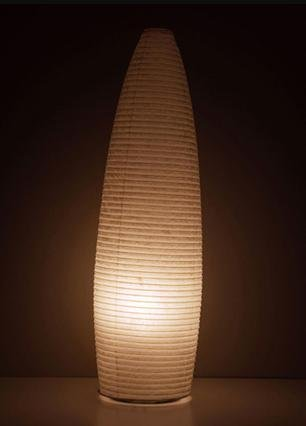 Floor Lamp Paper Shade: Breathtaking Tall Paper Floor Lamp Shades Pictures Decoration,Lighting
