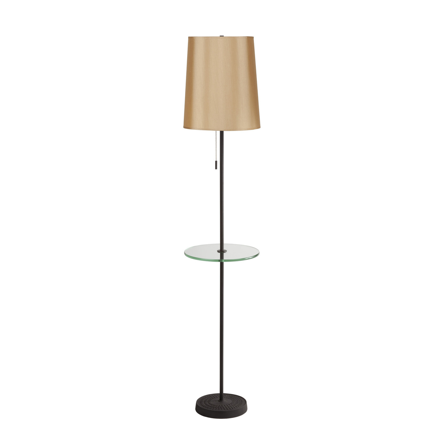 floor lamp with table photo - 1
