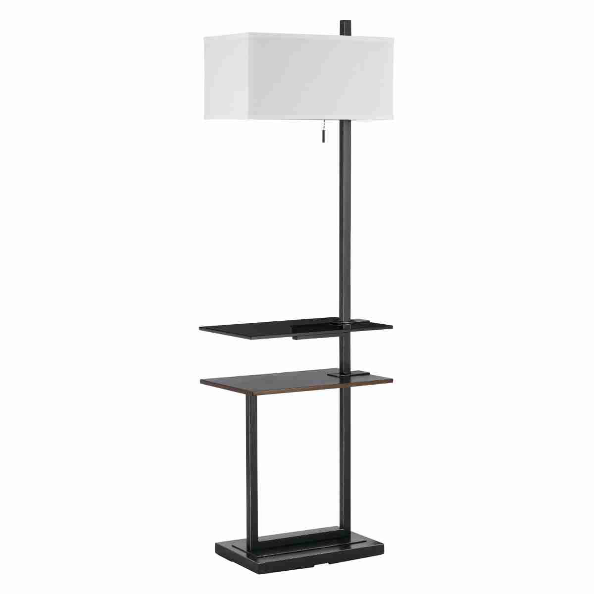 floor lamp with table photo - 6