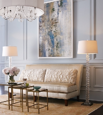 floor lamps in living room photo 10