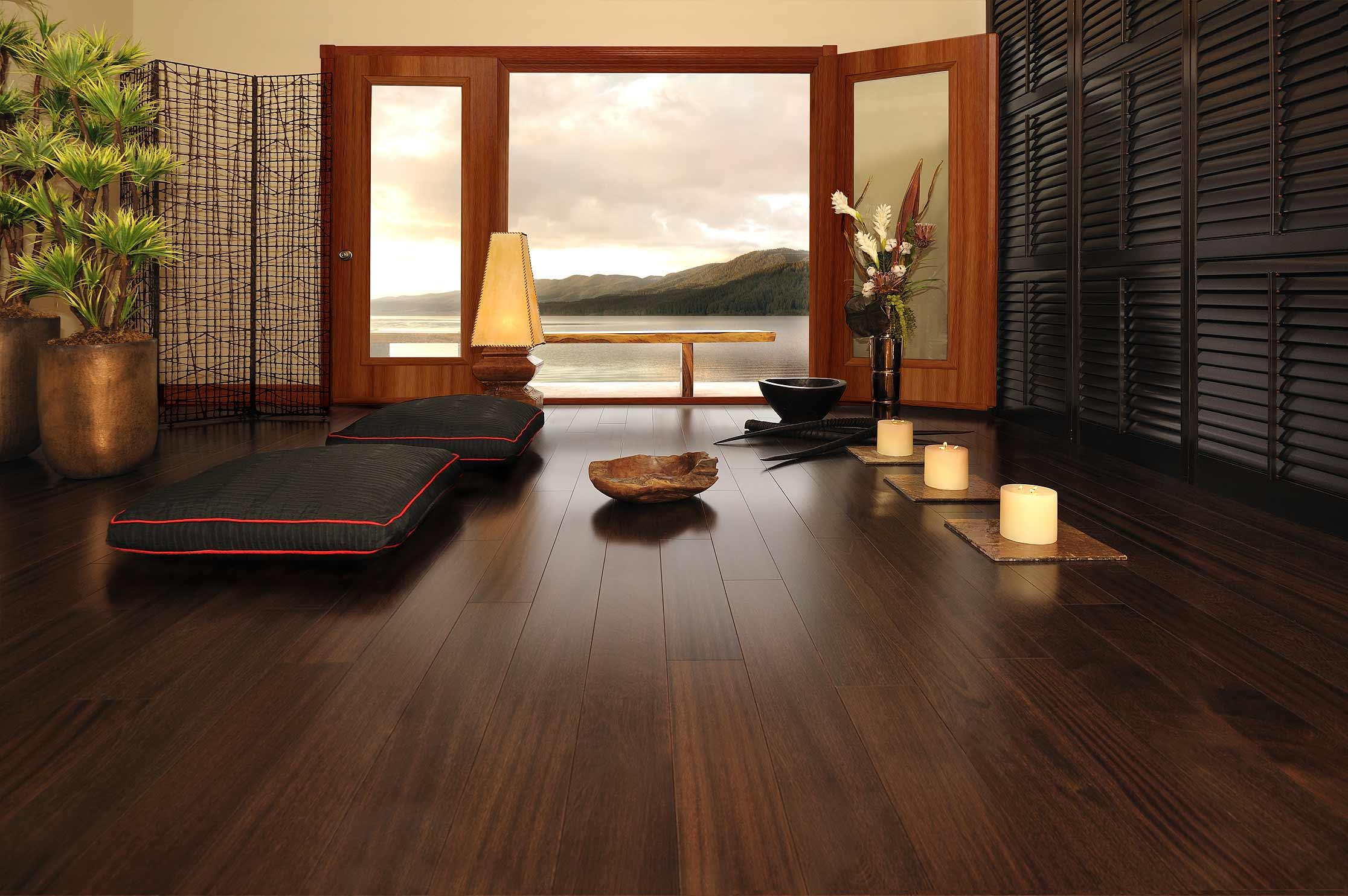 floor lamps in living room photo - 2