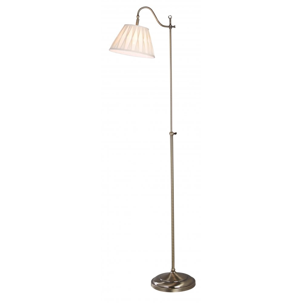 floor lamps with reading light photo - 3