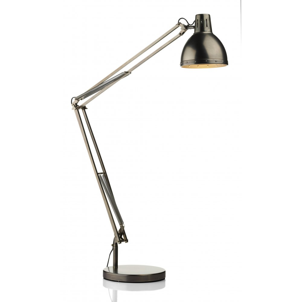 floor lamps with reading light photo - 4