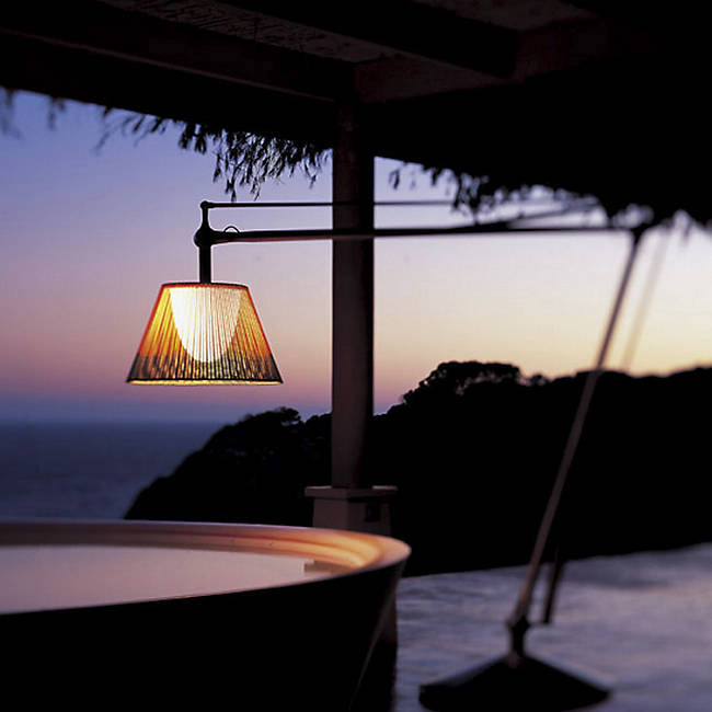 flos outdoor lighting photo - 9