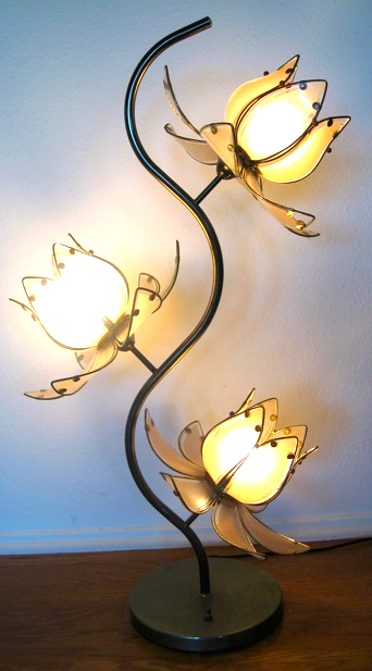 flower lamps photo - 1