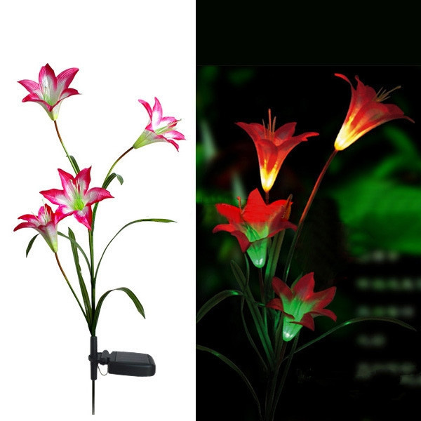 flower lamps photo - 3
