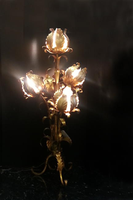 flower lamps photo - 4