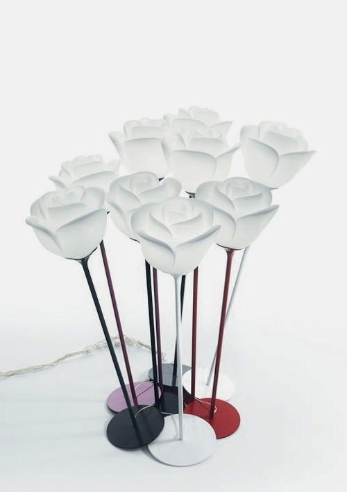 flower lamps photo - 7