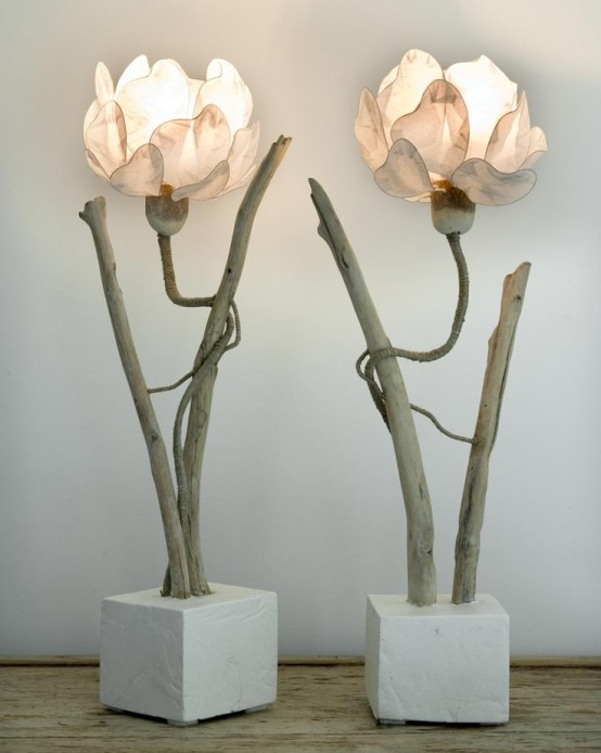 flower lamps photo - 8