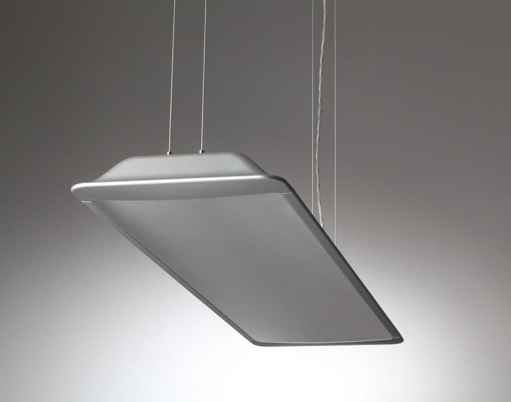 fluorescent ceiling lights photo - 3