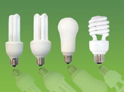 fluorescent lamps photo - 1
