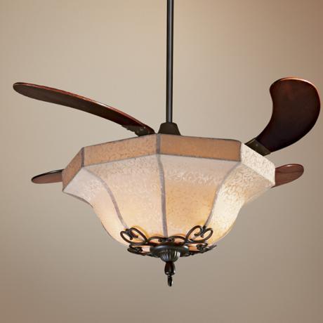 folding ceiling fans photo - 4