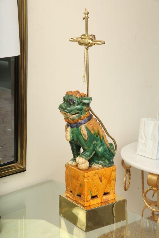 foo dog lamps photo - 4