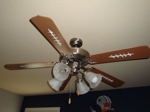 football ceiling fans photo - 5