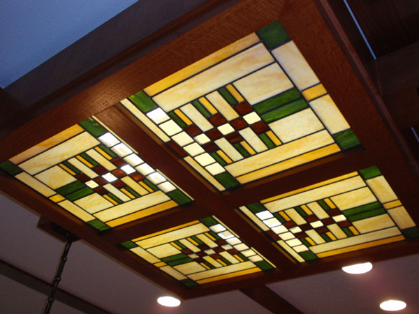 frank lloyd wright lamps photo - 4