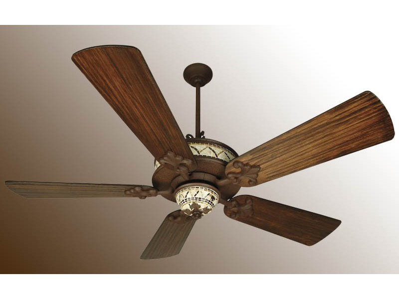 free standing ceiling fan photo - 10