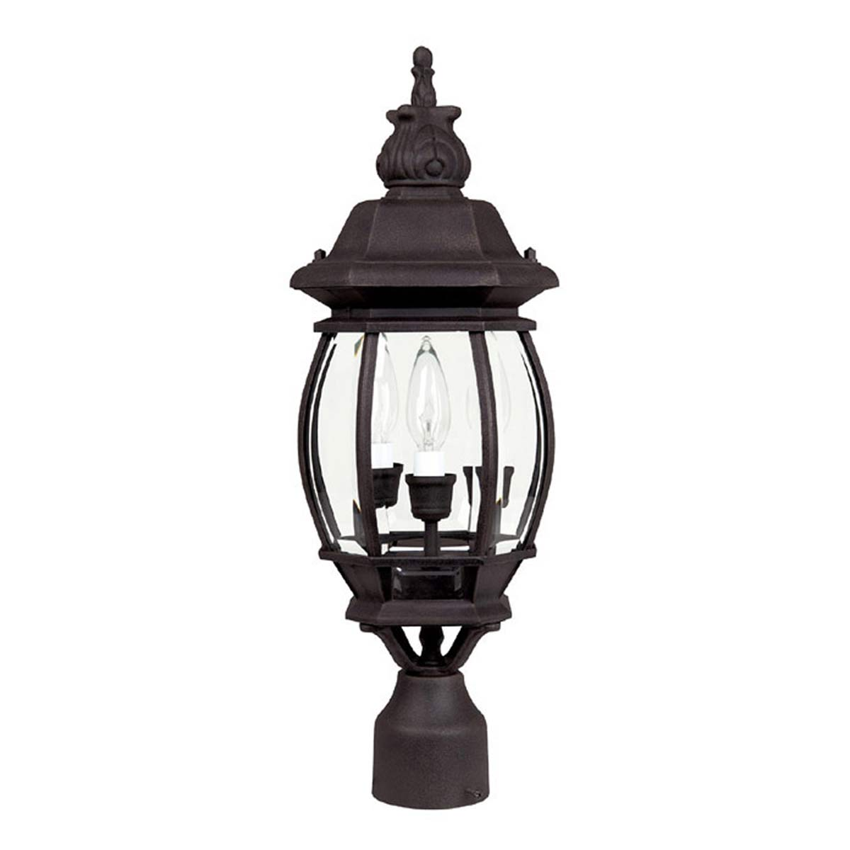 french country outdoor lighting photo - 6