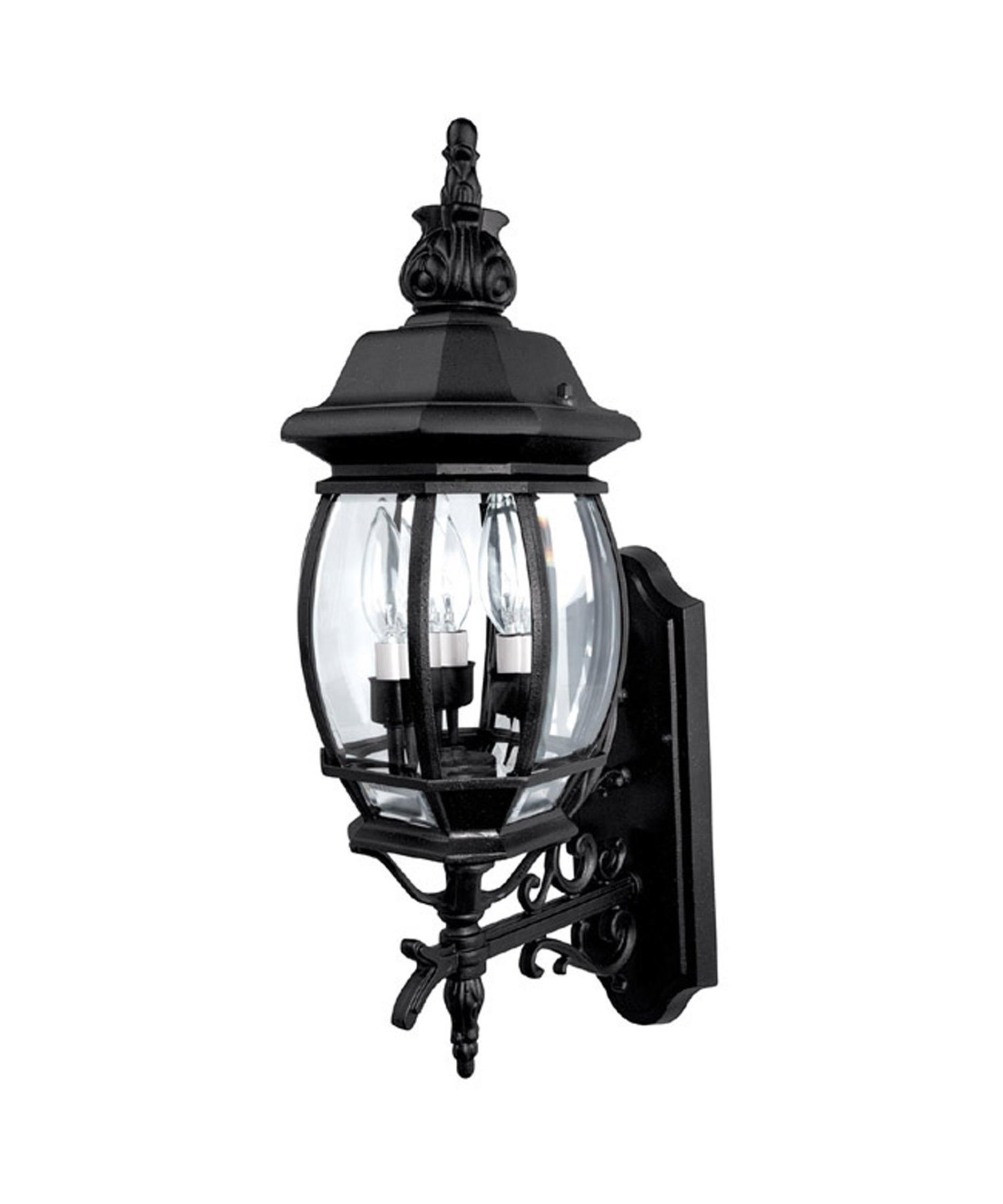 french country outdoor lighting photo - 7