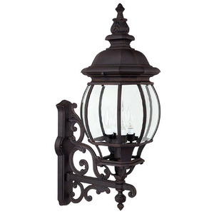 french country outdoor lighting photo - 8