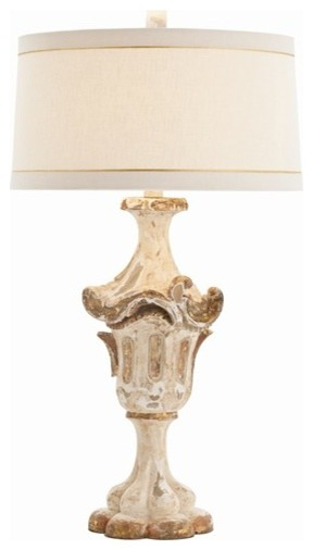 french country table lamps photo - 1