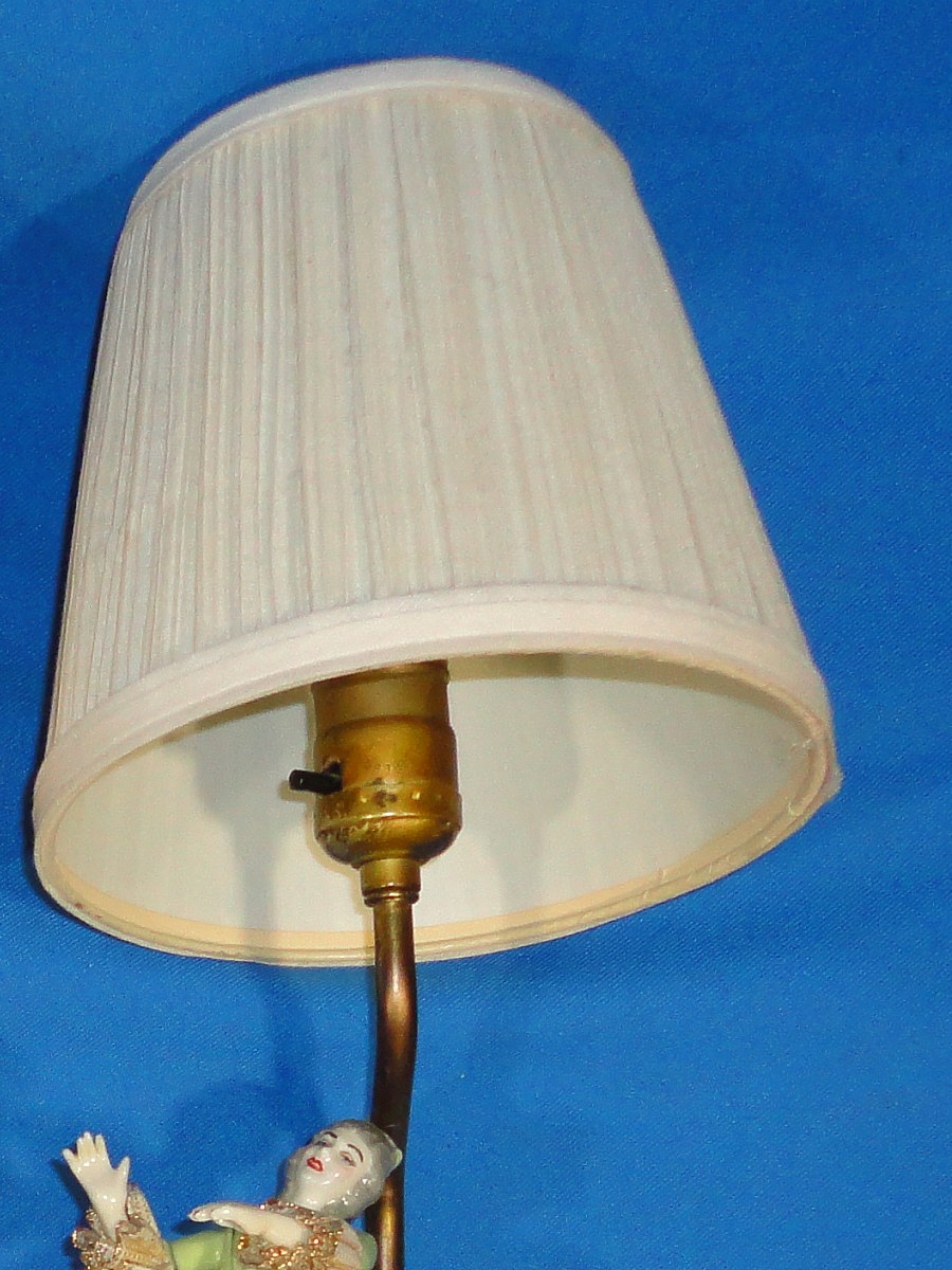 french provincial lamps photo - 3