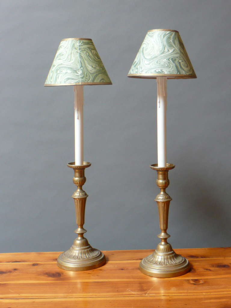 french provincial lamps photo - 8