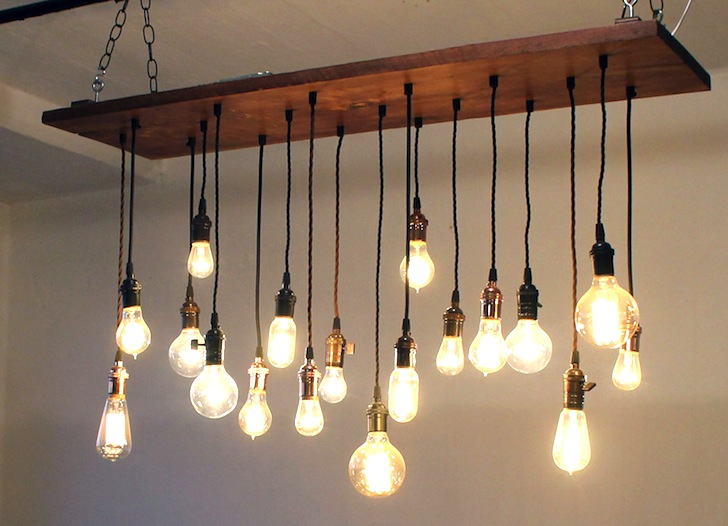 funky ceiling lights photo - 10
